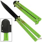 Zombie Horde Butterly Knife